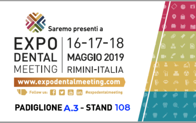 EXPODENTAL MEETING 2019: Galbiati Save The Date!