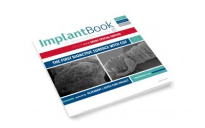 ImplantBook 2020: around implantology- GALBIATI shows the ozone medical solutions